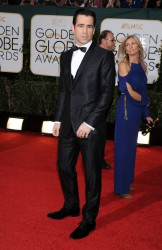 Colin Farrell – 71st annual Golden Globe Awards, arrivals January
