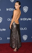 Cara Santana - 2014 InStyle and Warner Bros. 71st Annual Golden Globe Awards Post-Party in Beverly Hills   12-01-2014   3x 311139301132578