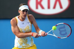 Andrea Petkovic - 2014 Australian Open in Melbourne 1/14/14