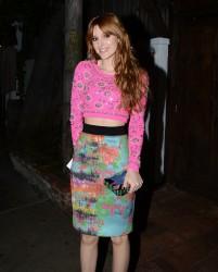 Bella Thorne - Nylon Magazine Party in LA 1/15/14