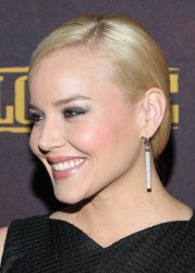 Abbie Cornish - 'Klondike' series premiere in NYC 1/16//14