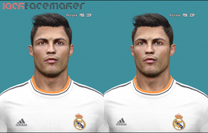 Download Cristiano Ronaldo Face by Jack