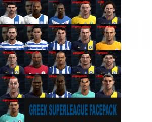 GREEK SUPERLEAGUE PACK 4