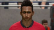 PES 2014 Andik Vermansyah Face by Zimon