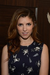 Anna Kendrick - 'The Voices' party in Park City 1/19/14