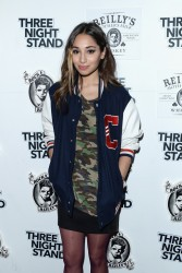 Meaghan Rath - 'Three Night Stand' Cocktail Hour in Park City 1/19/14