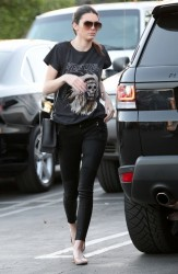 Kendall Jenner - Out in West Hollywood 1/20/14