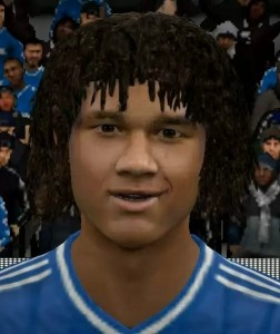 Download Nathan Ake Face by Danielxz
