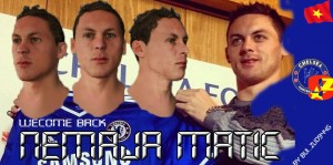 Download Nemanja Matic Face by Bui Zuong