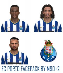 Download FC Porto Facepack by M90+2