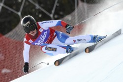 Lara Gut - Audi FIS Alpine Ski World Cup Women's Super-G in Cortina d'Ampezzo, Italy