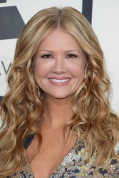 Nancy O'Dell - 56th Grammy Awards in LA 1/26/14