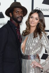 Nicole Trunfio - 56th Grammy Awards in LA 1/27/14