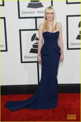 Anna Faris - 56th GRAMMY Awards in LA 1/26/14