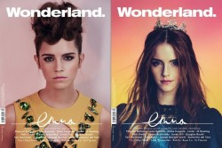Emma Watson - Wonderland magazine February 2014