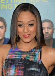 "Tia Mowry - ""That Awkward Moment"" Premiere in LA 1/27/14"