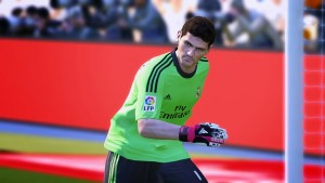 Casillas Gloves For PES 2014