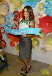 Jessica Alba - Honest Company's 2nd Birthday Celebration in Santa Monica 1/30/14
