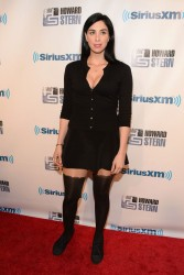 Sarah Silverman - Howard Stern's Birthday Bash in NYC 1/31/14
