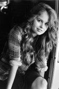Debby ryan New Abercrombie & Fitch model shoot