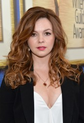 Amber Tamblyn - 2014 Writers Guild Awards LA Ceremony 2/1/14