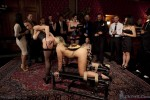 Anal Slave Broken in by Gorgeous Chanel Preston - Kink/ TheUpperFloor (2014/ SiteRip)