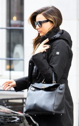Miranda Kerr - out in NYC 2/4/14