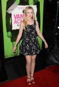 Kathryn Newton - Premiere of 'Vampire Academy'  2/4/14
