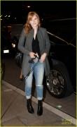 Bella Thorne - At LAX 2/5/14