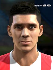 Download Vasilios Claus Karagounis PES 2012-2013 face by EmmRow