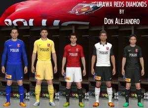 Download Urawa Reds Diamonds 2014 by Don Alejandro