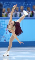 Kaetlyn Osmond - Team Ladies Free Skating in Sochi 2/9/14