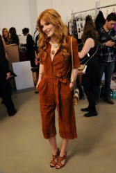 Bella Thorne - American Express UNSTAGED Fashion with DVF at Spring Studios in NYC 2/9/14