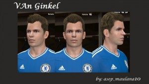 Download Marco van Ginkel Face by asep_ maulana10