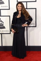 Tia Carrere @ 56 Grammy awards, LA 26.01.14 - 15HQ