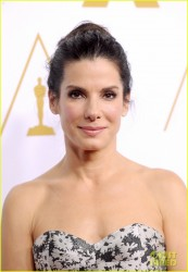 Sandra Bullock - 2014 Academy Awards Nominees Luncheon in Beverly Hills 2/10/14