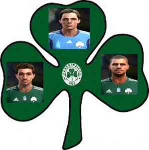 Download Panathinaikos mini facepack by EmmRow