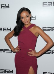 Selita Ebanks - Effy Jewelry's 35th Anniversary Party in NYC 2/10/14