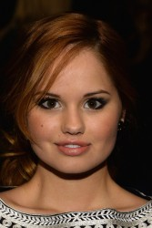 Debby Ryan - Naeem Khan Fashion Show in NYC 2/11/14
