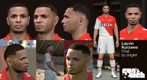 Download Layvin Kurzawa Face by sniglet