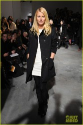 Gwyneth Paltrow - Boss Women F/W 2014 Fashion Show in NYC 2/12/14