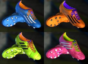 PES 2012 adidas Samba Pack