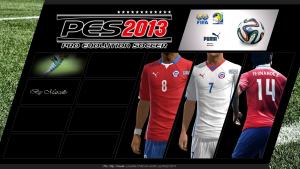 Download Posibles Kits Chile 2014 By Marcello