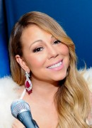 Mariah Carey - The Morning Jolt with Larry Flick in New York 13-02-2014