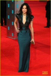 Michelle Rodriguez - 2014 British Academy Film Awards in London 2/16/14