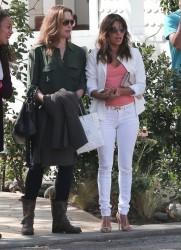 Eva Longoria - Out in Santa Monica 2/16/14