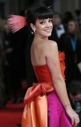 Lily Allen ~ 2014 BAFTA Awards  London, Feb 16