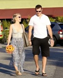 Julianne Hough - Leaving Whole Foods in West Hollywood 2/17/14