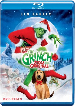 How the Grinch Stole Christmas 2000 m720p BluRay x264-BiRD