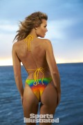 cf4118308806044 Samantha Hoopes – SI Bathing suit Problem 2014 + Bodypaint photoshoots